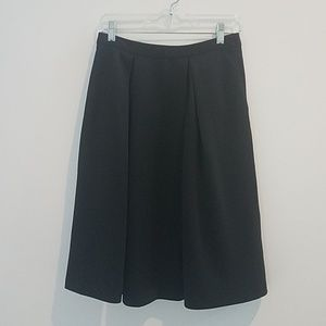 Anthro Pleated Skirt